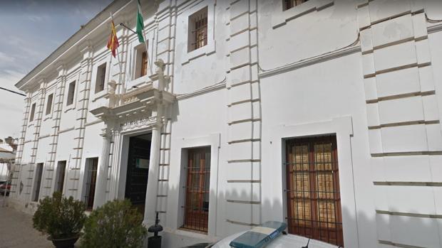 Sede de los juzgados de Carmona