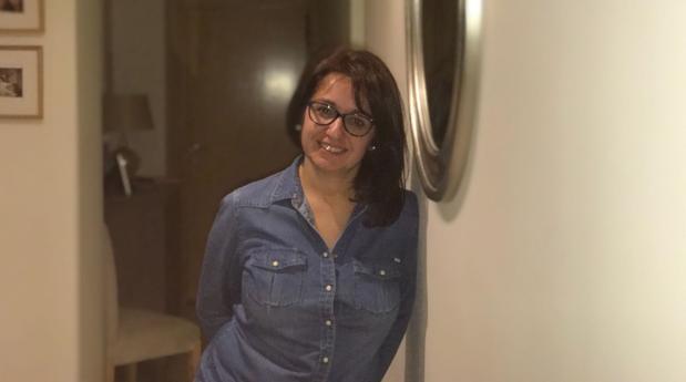 Mercedes Aguilar, profesora y vicepresidenta de APIA