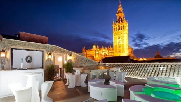Terrazas De Hotel En Sevilla Disfrute Con Vistas
