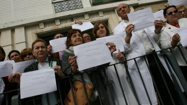 Los médicos de Atención Primaria de los centros de salud de Sevilla estarán en huelga el 27 de noviembre