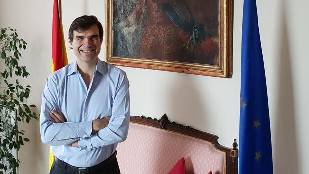 Juan González-Barba, embajador de España en Turquía