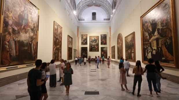 Resultado de imagen de Museo de Bellas Artes de Sevilla