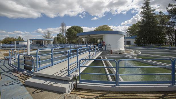 La estación del Carambolo de Emasesa será renovada en varias fases hasta 2023