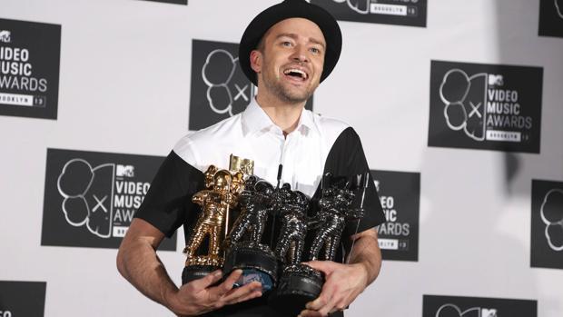 Justin Timberlake, durante una edición anterior