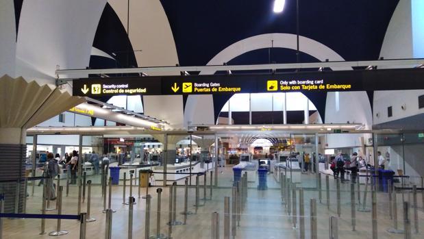 Nuevo espacio para el filtro de seguridad del aeropuerto de San Pablo