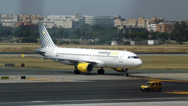 El aeropuerto de Sevilla batió en abril su récord histórico de pasajeros