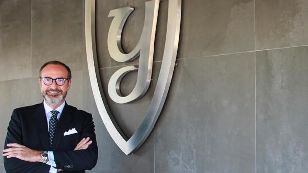 El director del Yagoo School, Ramón Resa