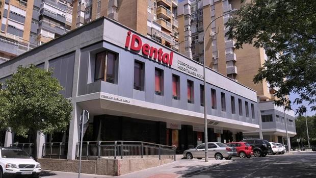 Una oficina de iDental de Sevilla capital