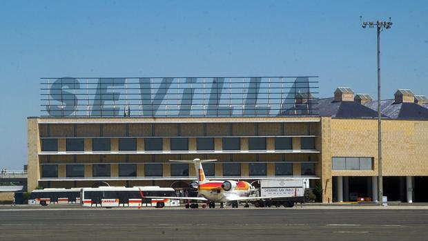 Aeropuerto de San Pablo, Sevilla.