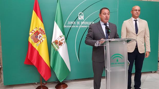 Ricardo Sánchez y Joaquín Pérez Blanes ofrecen datos del nuevo curso escolar