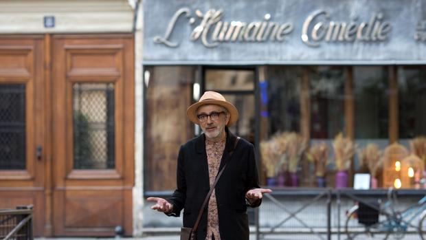 Fotograma de la película de Elia Suleiman premiada en Cannes