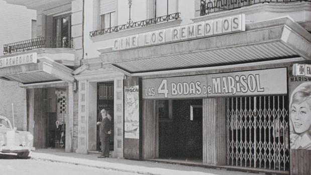 El cine Los Remedios