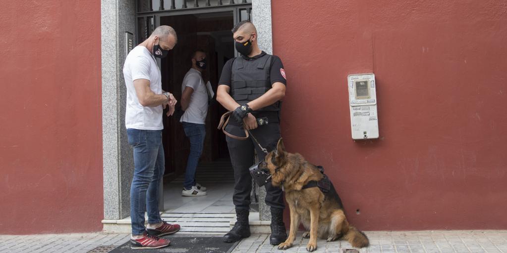 Sevilla: Desalojo de okupas por la vía rápida