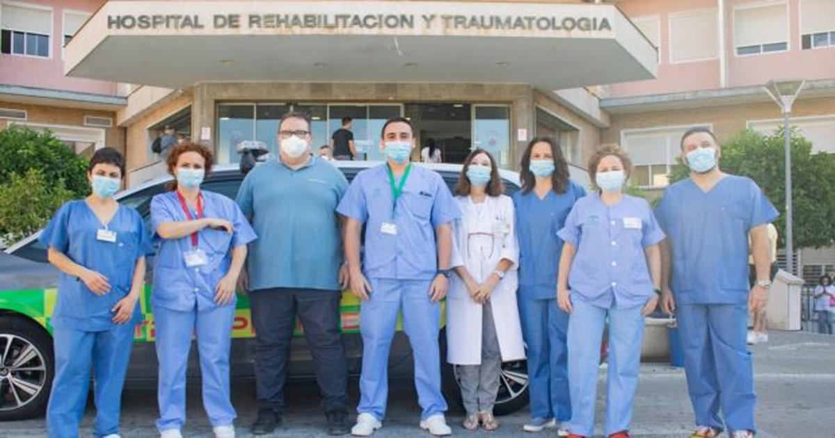 El Virgen del Rocío participa en un trasplante cruzado renal de seis personas que no se conocen entre sí