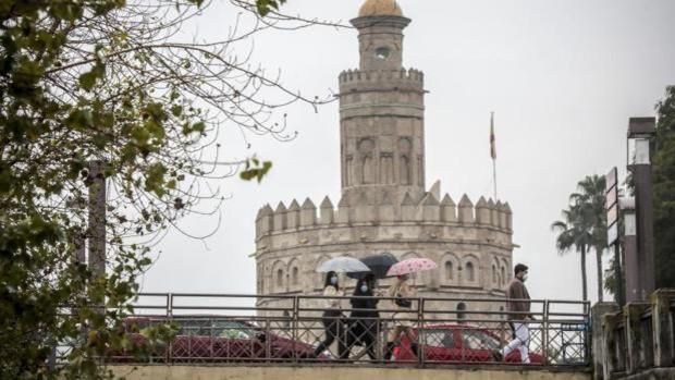 El tiempo en Sevilla: 'operación cambio de armario' para un puente de noviembre pasado por agua