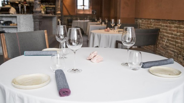 Imagen del restaurante Luma, en Madrid